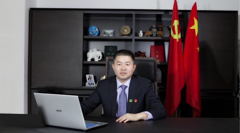 北京绿京华生态园林股份有限公司董事长李夺