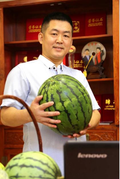山东农哥生态农业科技有限公司总经理段书才