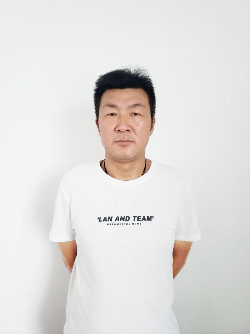 访浙江星益环保科技有限公司董事长丁兆连