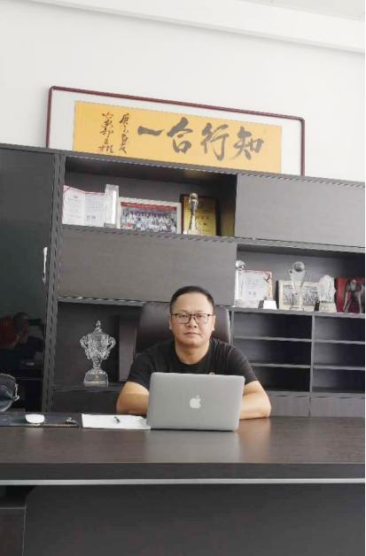 珠海市圣丰机动车辆检测设备有限公司董事长张艺龄